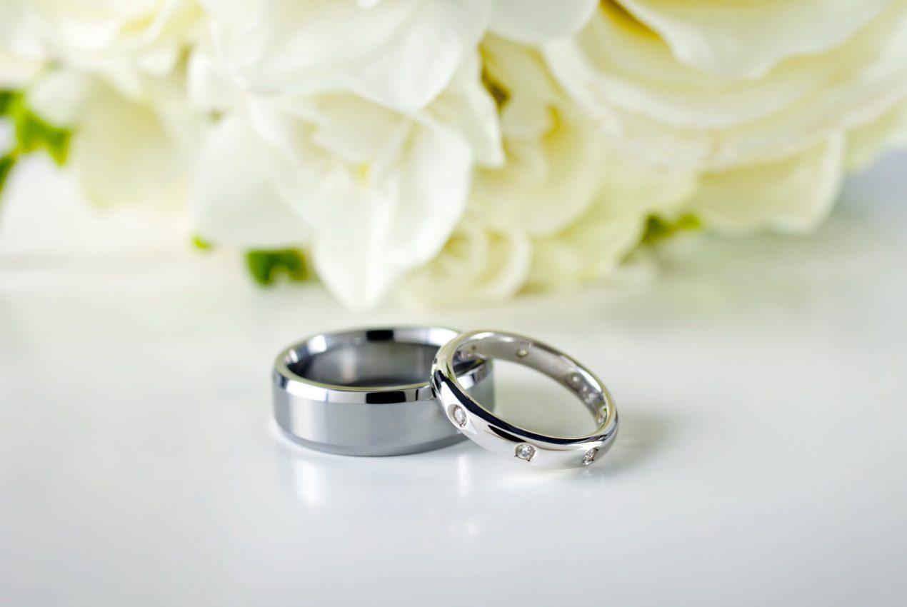 anillos de plata para bodas de 25 aniversario