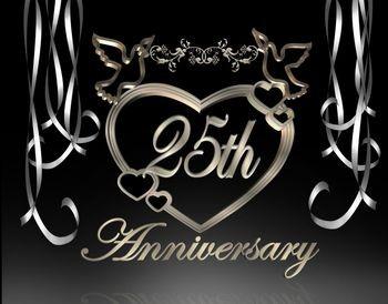 25 aniversario de casamiento