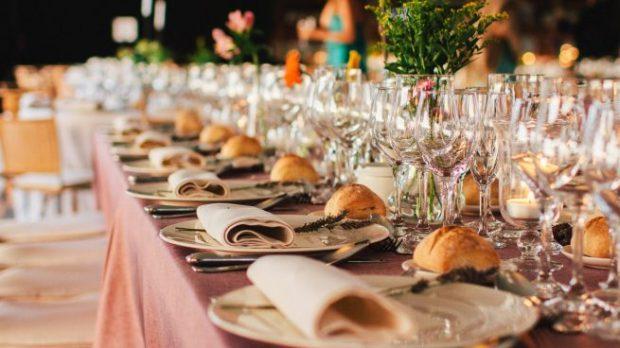 cena bodas de plata 25 aniversario