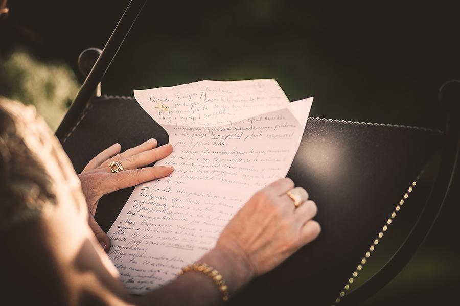 preparar y hacer discurso para bodas de plata