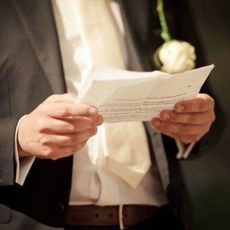 discursos auténticos para bodas de plata