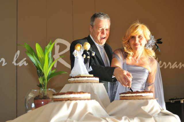 celebración boda 25 aniversario