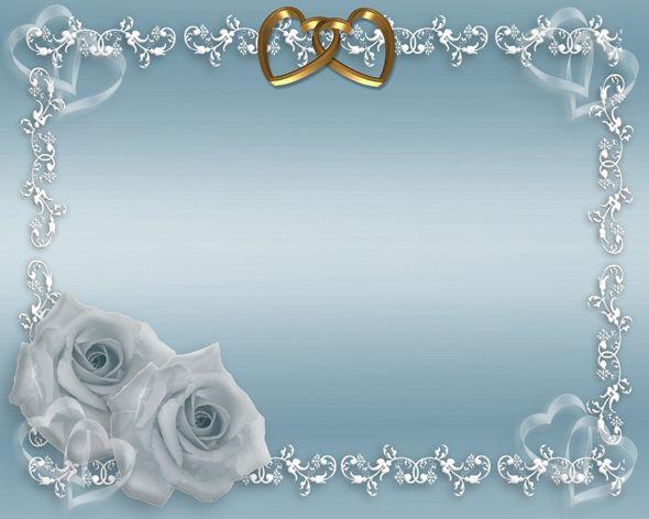 fondos bodas de plata invitación
