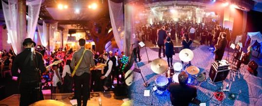 música en vivo para bodas de plata