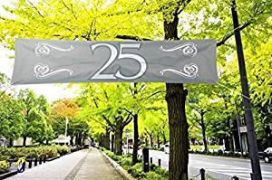 comprar banner para decoración bodas de plata