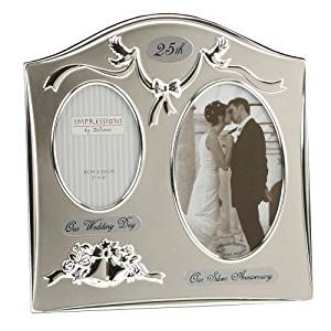 comprar marcos para fotos bodas de plata