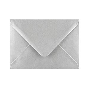 comprar sobre para tarjetas de felicitación bodas de plata