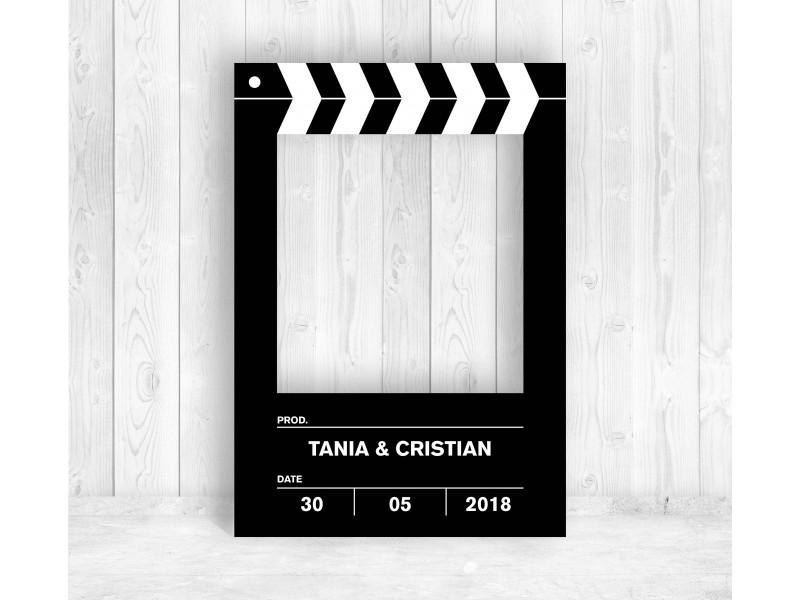 photocall bodas de plata marco cinematográfico