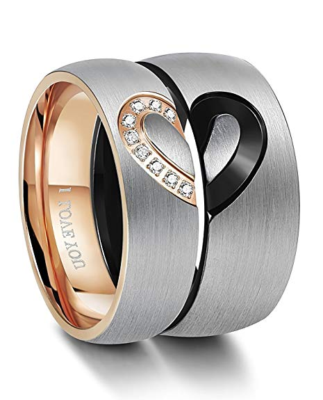 regalos bodas de plata anillos pareja