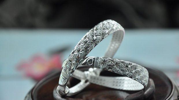 regalos bodas de 25 aniversario anillos de plata