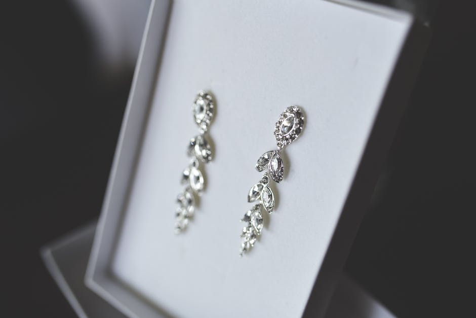 regalos bodas 25 aniversario aretes de plata